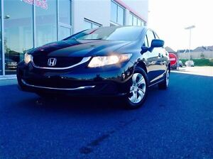 2014 Honda Civic LX 125 aux 2 semaines taxes incluses !