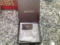 Gucci polo ladies necklace