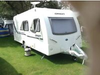 BAILEYS ORION 563 OCTOBER 2012 IN AND OUT EXCELLENT CONDITION THROUGHOUT