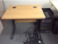 4 off office tables