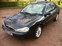 2000 FORD MONDEO 2.5 V6 GHIA X AUTOMATIC **FULL MOT**VERY LOW MILEAGE**
