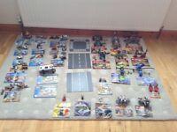 Bundle of Lego sets(ninjago,lego city,star wars)