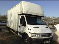 IVECO Daily 50C14 for Sale, with tail-lift, ideal for deleveries and removals.