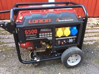 Generator Loncin LC6500D-AS AVR