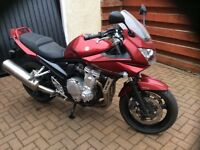 Suzuki GSF650 K8 for sale