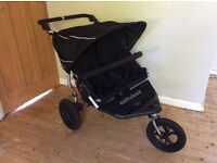 Out n about nipper 360 version 2 double pushchair