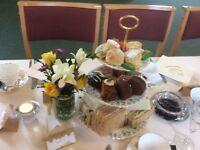 Vintage Afternoon Teas Delivered to your venue