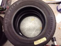 Goodyear Efficient Grip Performance Tyres x 4 - 195/65/15 91H - 5 to 6.5mm Tread