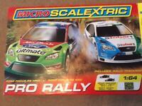 Pro Rally Scalextric