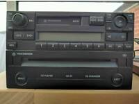 Golf mk4 Beta radio and CD player