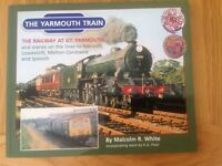 The Yarmouth Train : Local Book .. duplicate in collection