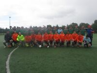 PLAY FOOTBALL, LOSE WEIGHT, FOOTBALL TEAM IN LONDON, SEARCHING FOR PLAYERS : red92j