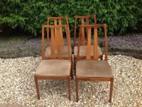 FOUR QUALITY NATHAN CHAIRS --can deliver