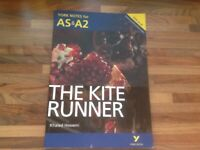 A level York notes revision guide- The Kite Runner
