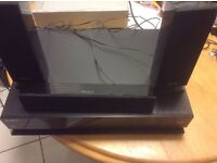 Sony Blu ray player and speaker system for sale