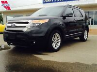 2012 Ford Explorer XLT LUXURY LEATHER NAV 4X4