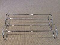 Radiator rails x 2
