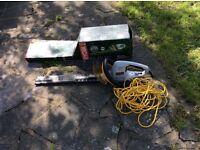 Ryobi 400 watt hedge trimmer