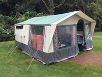 Conway Cambridge 240DL Trailer Tent. £650 ONO