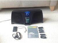 IPHONE/IPAD /AUX DIGITAL STEREO SYSTEM