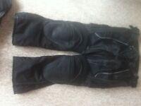oxford motor bike trousers