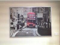 IKEA picture of London scene