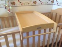 Mama's and Papa's cot top changer