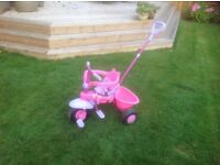 Kids Smart Trike. Enjoyed but well looked after