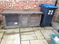Rabbit cage - free to good home