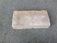victorian reclaimed floor/paving blocks