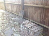 400 Redland roof tiles