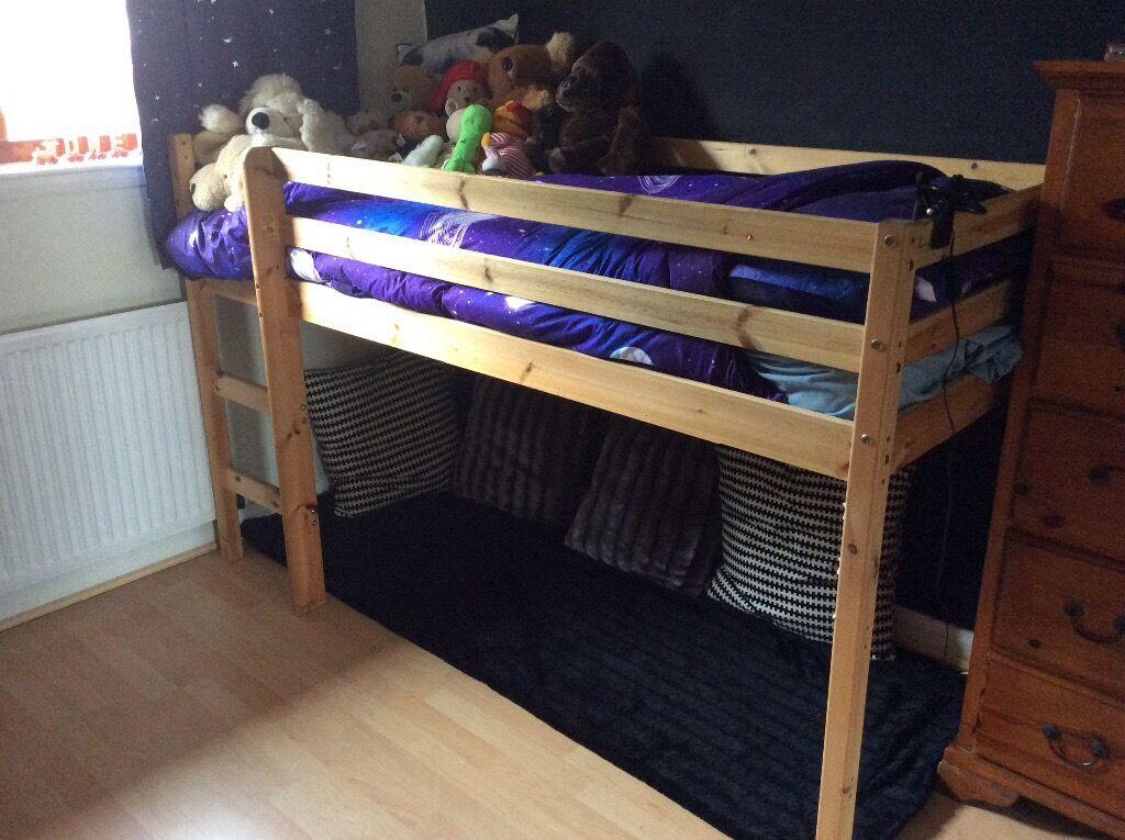 THUKA Shorty Mid Sleeper Bed
