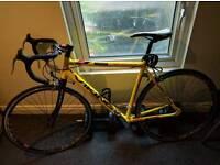 Viking road bike. 56cm Frame. Hyde park