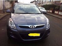 2009 Hyundai i20 Comfort 1.4 CRDi ' 5 Door ' Low 61000 Miles Cheap Tax £20 '' Low Cost i20