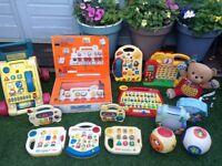 Massive bundle of baby toddler toys car boot joblot?