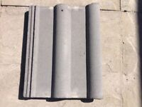 NEW Double Roman Grey Tiles (OPEN TO OFFERS)