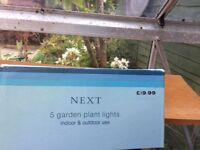Next garden lights