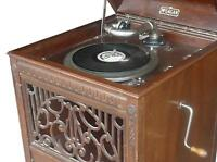 McLAGAN 1928 upright Phonograph mod.M67 heritage product