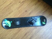 H20 acrobat youth snow board