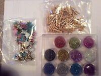 Glitter and bradz