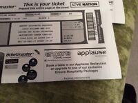 Jools Holland Tickets x2 Cardiff 15.12.17