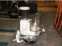 Morphy Richards food processor/ blender