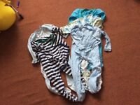 Bundle of baby boy clothes 18-24 months