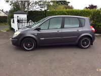 Renault scenic 1.5 dci with full years mot other cheap cars available