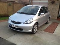 Honda Jazz 1.4 SE 5 door. Full service and 12 months MOT. Excellent condition inside and out