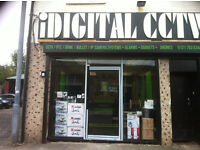 idigital cctv cameras new hd/ahd/ip supplied and fitted