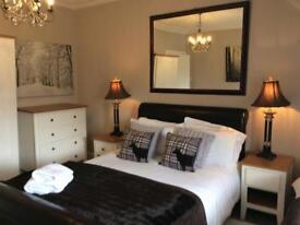 Short Term Rental 3 Bedroomed Apt, from £25 per person per night
