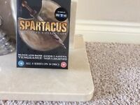 Spartacus Complete Collection Brand New