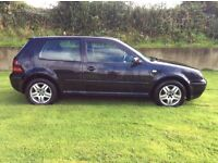 2003 VW Golf GTTDi (130) black, 3dr