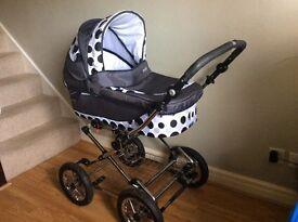 Babystyle Lux Pram/Pushchair